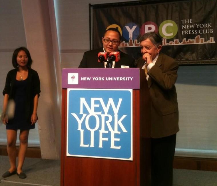 Herald reporter wins scholarship