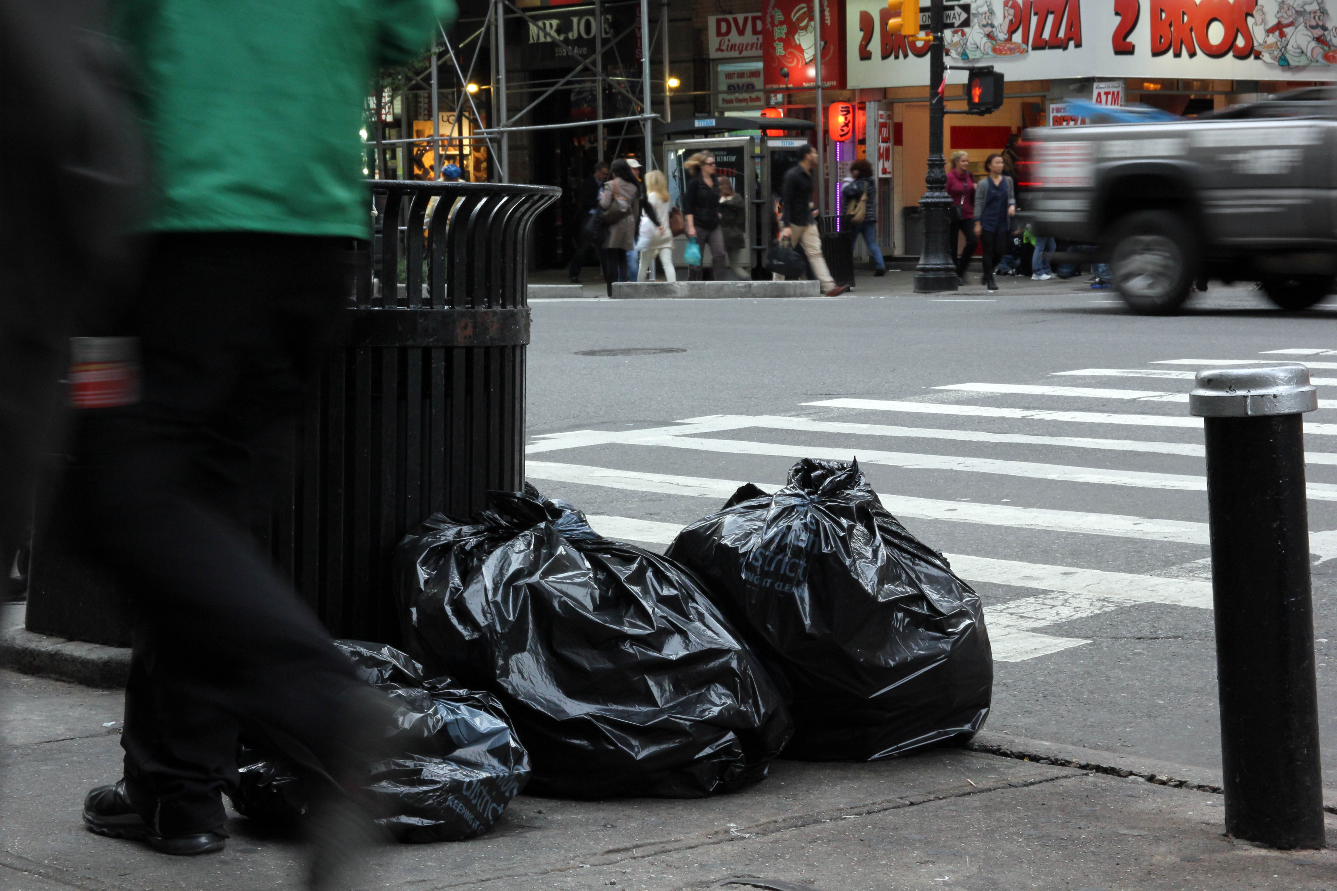Group tells businesses: Stop dumping on Bronx