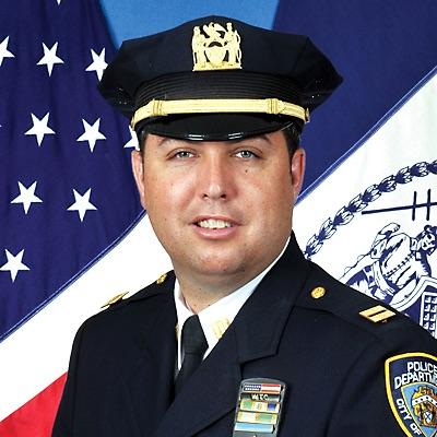 New commanding officer named at 40th Precinct