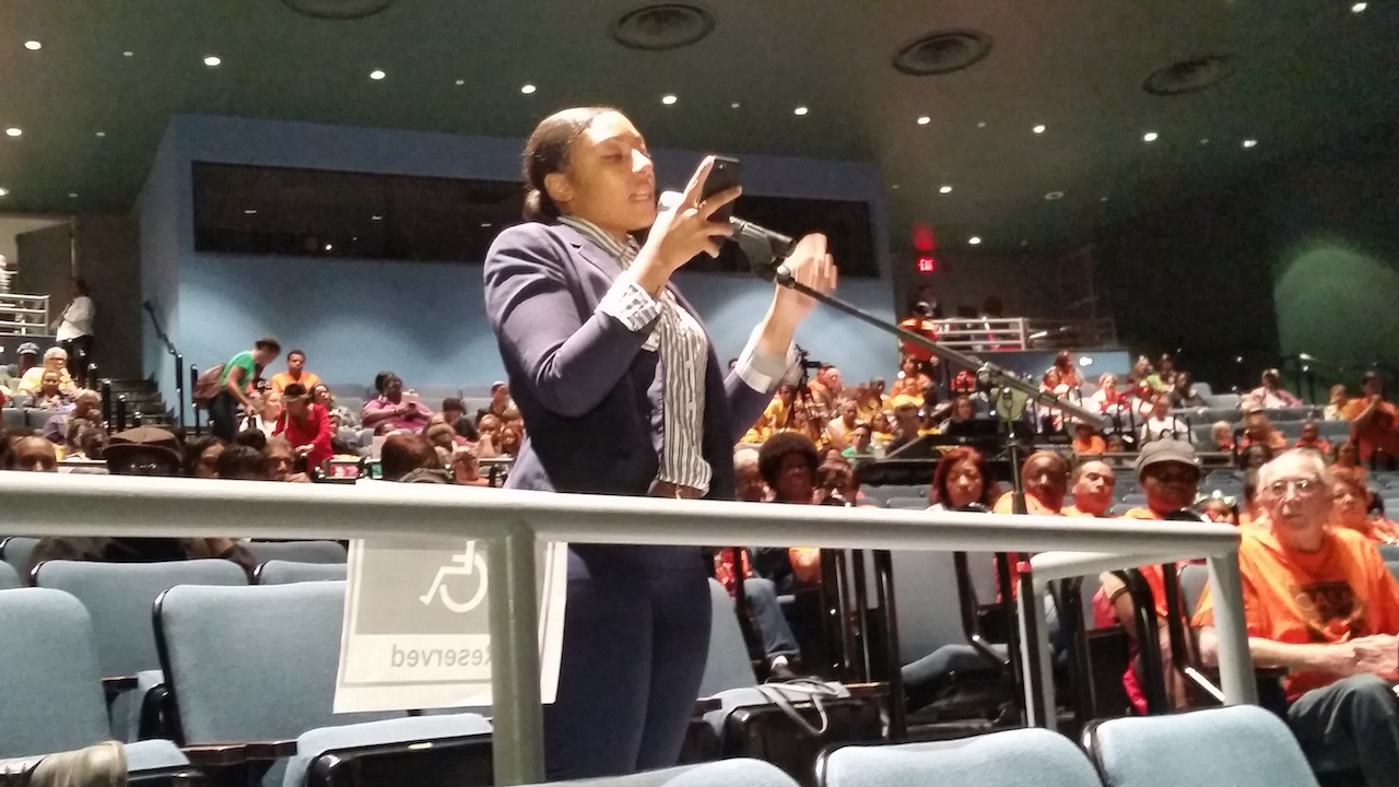 Bronxites push back against proposed rent hikes