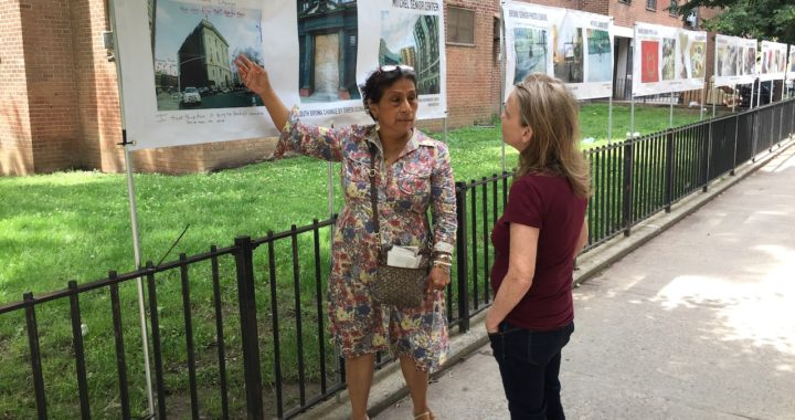 Age is just a Number: Mott Haven seniors showcase photography skill