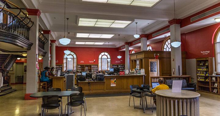 New York Public Library branches close due to coronavirus (COVID-19)