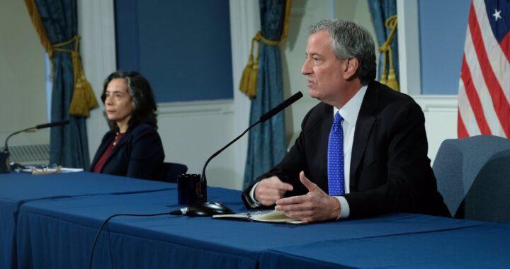 Mayor announces indicators to track coronavirus