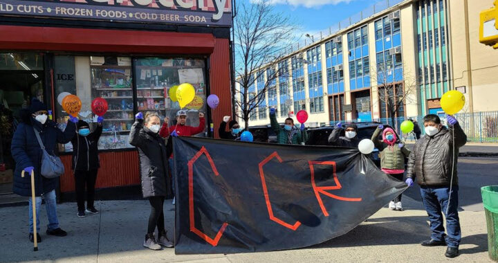 New York extends eviction moratorium through summer