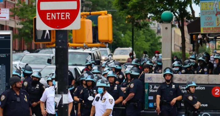 City's Department of Investigation issues scathing report on NYPD actions during Mott Haven, other city protests over killing of George Floyd