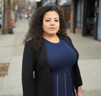 Candidate for borough president hopes Biden 'will be a better friend to New York' than Trump