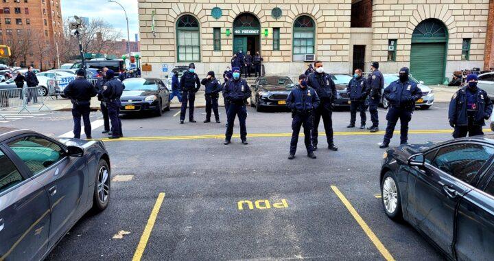 NYPD addresses Mott Haven public safety concerns