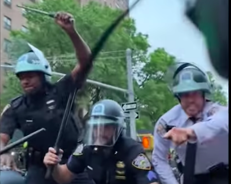 NY attorney general sues NYPD for violence against Mott Haven protesters last summer