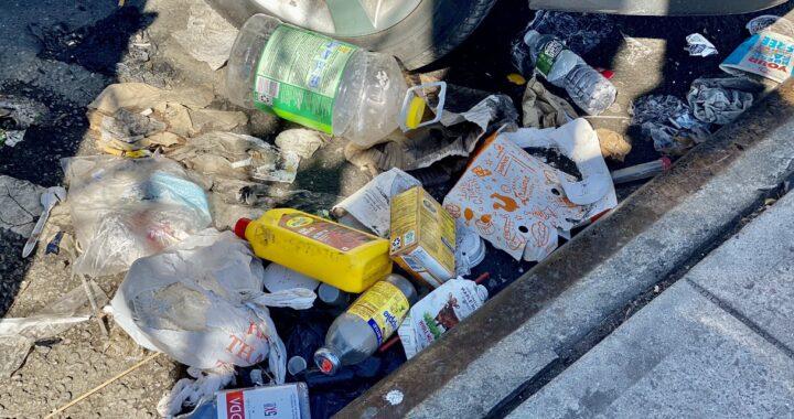 As trash builds up in Melrose, Salamanca Jr. addresses illegal dumping
