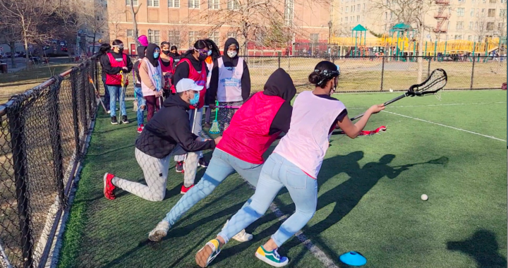 Bronx Lacrosse breaks from the norm