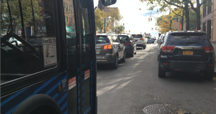 149th Street and Bikes: Concern over lack of safety