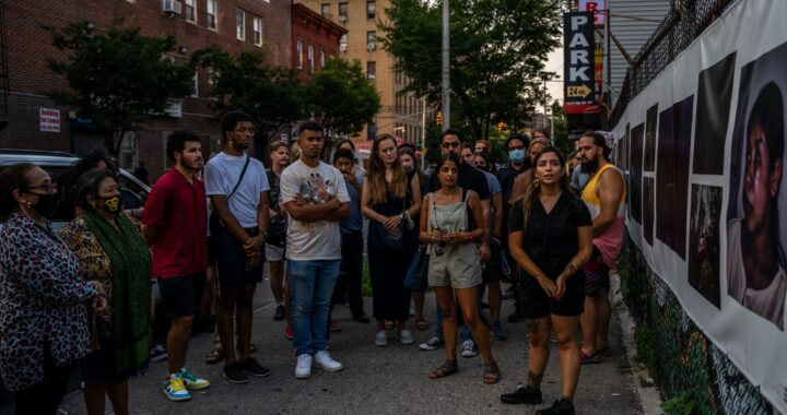 Photo exhibit casts lens on Latin American hardships